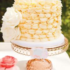 yellow-ruffle-smash-cake